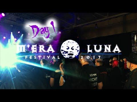 M'era Luna 2017 Day 1 || SeKira