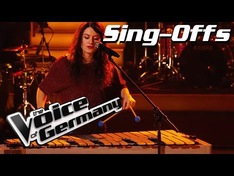 Sting - Fields of Gold (Claire Litzler) | The Voice of Germany | Sing Off