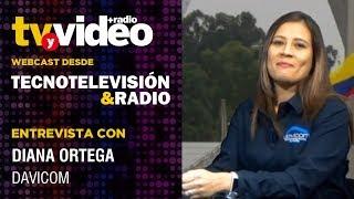 Entrevista: Diana Ortega de Davicom