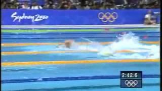 Sydney Olympics 4 x 100m Mens Relay