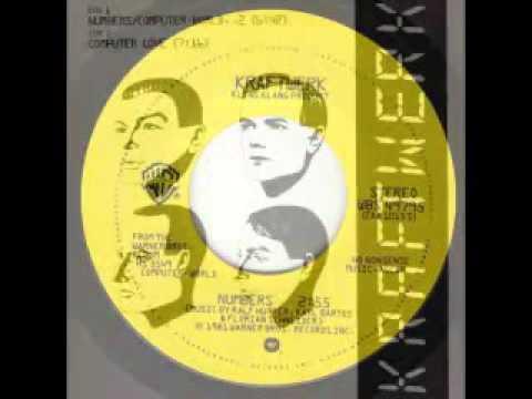 Kraftwerk     Numbers komplete version  1981