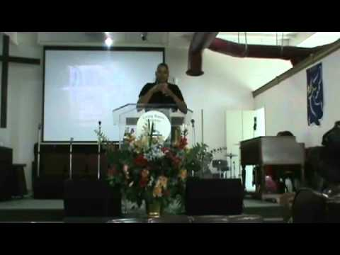 Living Water's COGIC Fontana - Guest Speaker Kimberly Edwards