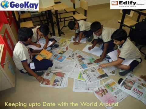 EDIFY SCHOOL RANIPET ACTIVITIES