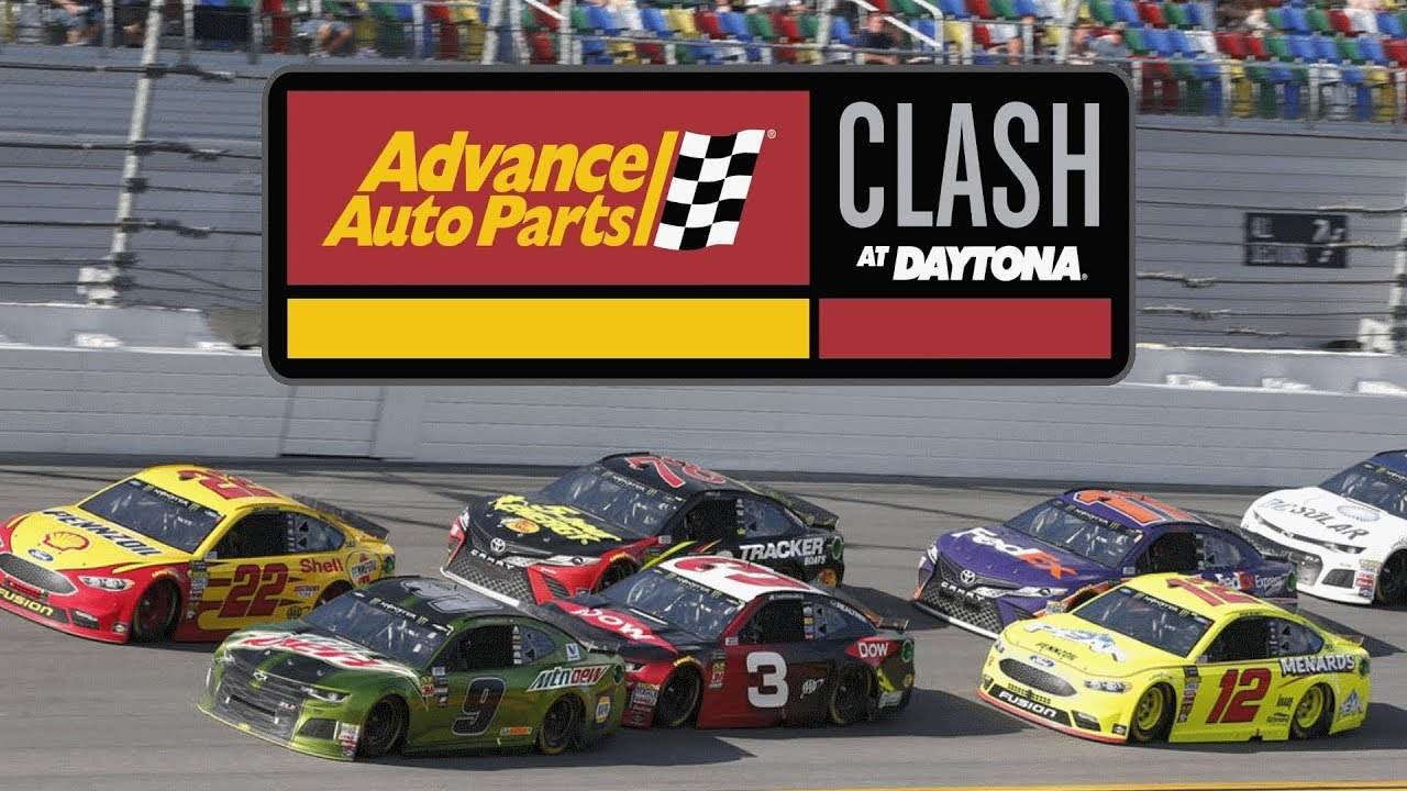 Nascar Please Fix The Clash The Good Bad And The Ugly Of The 2018 Advance Auto Parts Clash