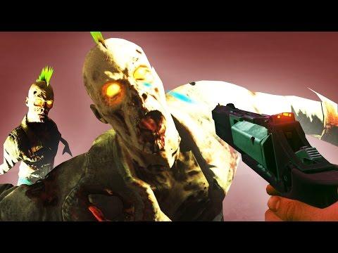 LASERS vs. ZOMBIES! (COD Infinite Warfare)