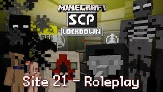 SCP: Lockdown (Minecraft Mod Showcase) 1 12 2 — SAFE SCPS?!