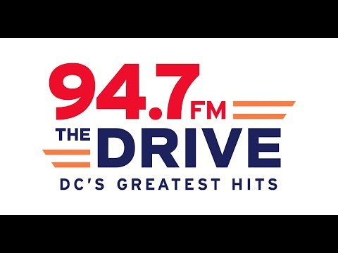 WIAD 94.7 Washington - Format Change from FRESH FM to THE DRIVE - October 3 2018