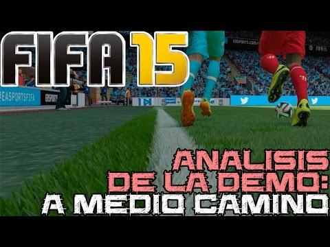 FIFA 15 || Análisis de la demo: a medio camino