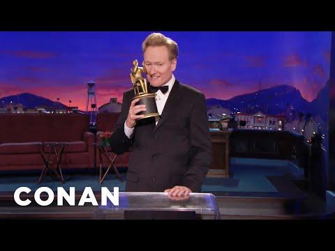 The CONAN Audiencey Awards 09/26/18  - CONAN on TBS