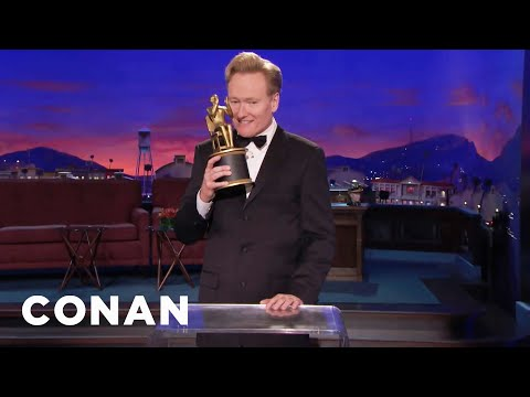 The CONAN Audiencey Awards 09/26/18  - CONAN on TBS
