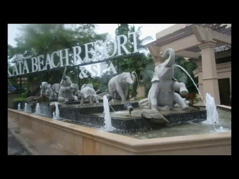 Обзорные фото отеля Kata Beach Resort & Spa 4* Пхукет, Тайланд