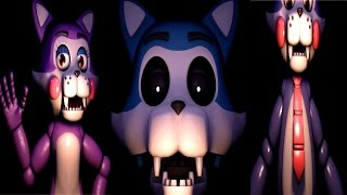 Five nights at freddy s 3 fan made new animatroni publish by iulitm