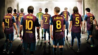 FC Barcelona - Home of Football - Tribute