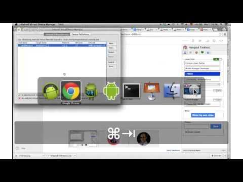 GDG Barcelona - Android Studio