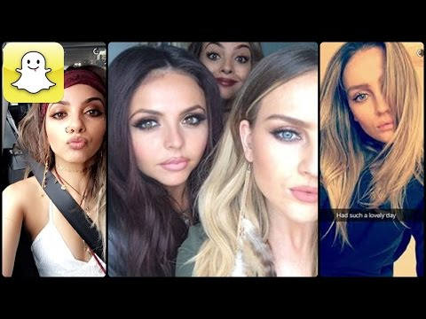 Little Mix - Snapchat Video Compilation (Best 2016★)