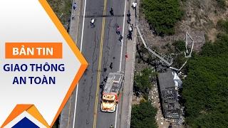 Lật xe buýt ở Argentina, 19 người chết | VTC
