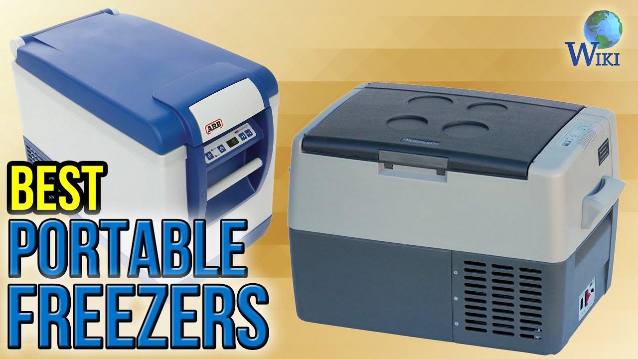 9 Best Portable Freezers 2017