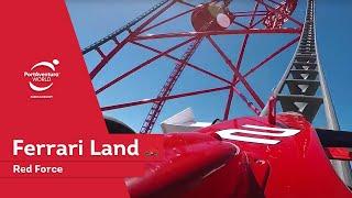 Download Video Red Force | POV | Ferrari Land | PortAventura World MP3 3GP MP4