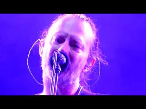 """Radiohead ACL Austin 10/7/16 """"Let Down"""" Center Rail HD"""