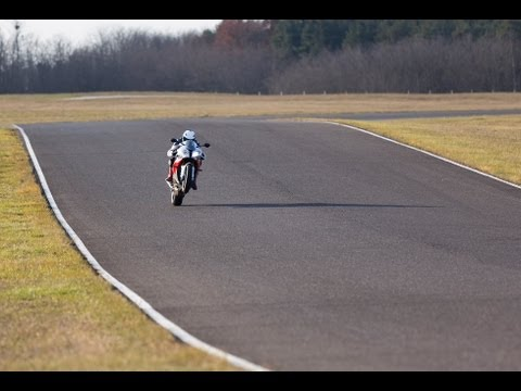 BMW S 1000 RR 2012 Racetrack Rollout November