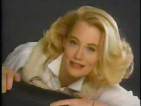L'Oreal Preference Ad with Cybill Shepherd from 1991