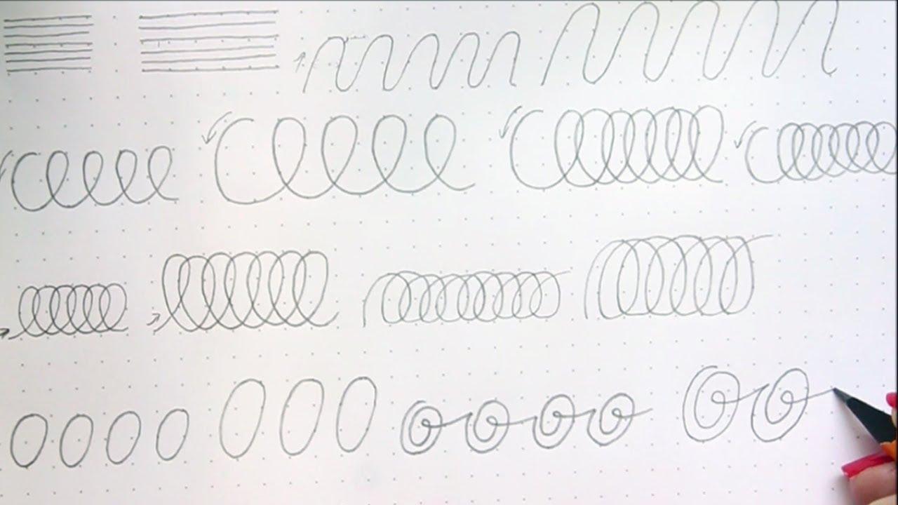 C mo mejorar caligraf a para adultos youtube - Como mejorar la caligrafia ...