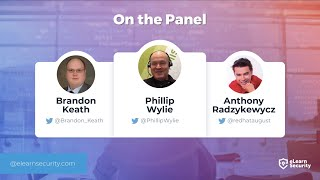 Business Value of Cyber Security Training Panel Discussion: Part 1