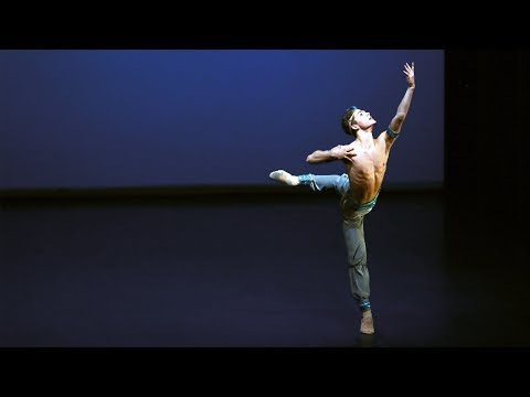 Genée International Ballet Competition 2017: Harris Beattie, Le Corsaire Act III