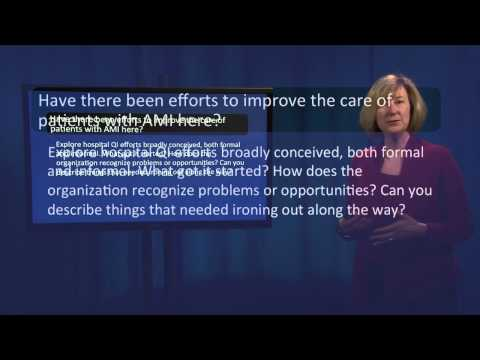 Fundamentals of Qualitative Research Methods: Interviews (Module 3)