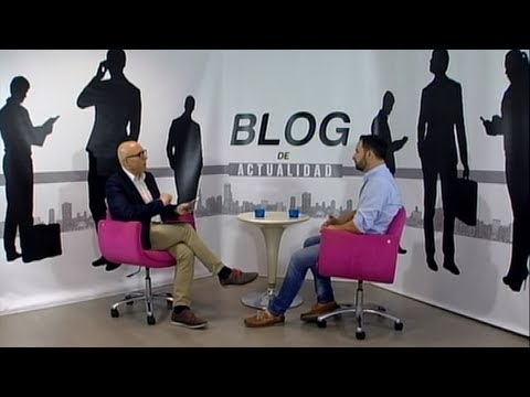 Programa BLOG de ACTUALIDAD, con Santiago Abascal, presidente nacional de VOX