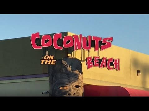 Coconuts on the Beach's Happy Hour review by ChillAdvisor.com | Cocoa Beach FL.