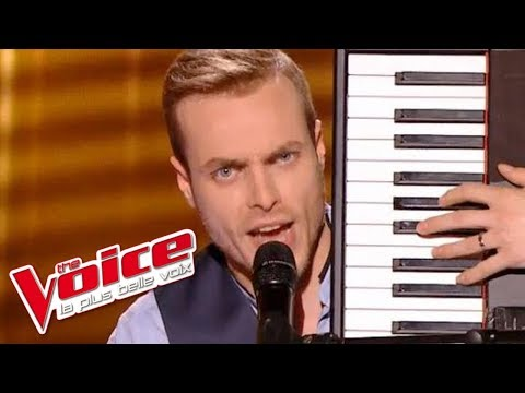 Ry'm « Hit the Road Jack ! » (Ray Charles) | The Voice France 2017 | Blind Audition
