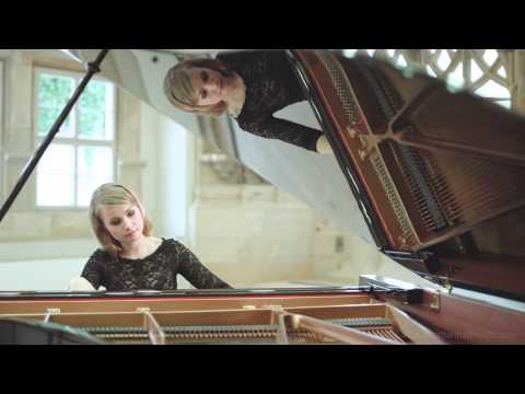 Federico Mompou: Jeunes filles au jardin, Katharina Treutler I piano