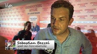 Sebastian Bezzel über die Strapazen beim Dreh...