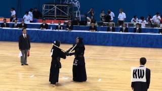 Sport Accord: Furukawa vs. Funatsu
