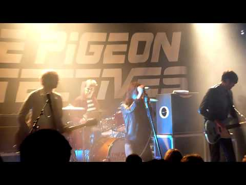 The Pigeon Detectives - I'm Not Gonna Take This [live @ Lido Berlin]