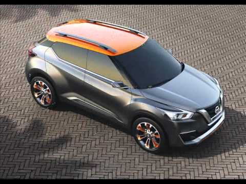 All New 2014 Nissan Kicks Concept