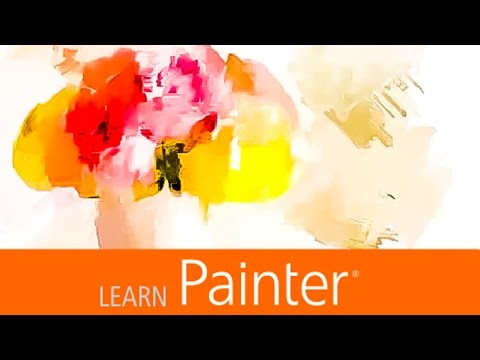 Painter Cloning tools with professional photographer and digital painter Melissa Gallo