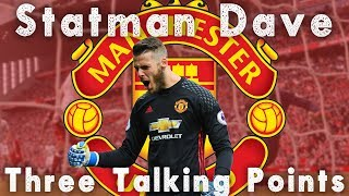 De gea is the best goalkeeper in the world | liverpool 0-0 manchester united