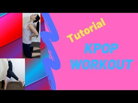 Workout Tutorial  연습 지도 시간 B.A.P - 1004(Angel), 비에이피 천사 thumbnail