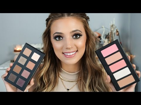 Makeup for Wide Set Eyes | Japonesque Velvet Touch Face and Eye Palettes