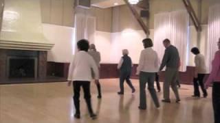 southside shuffle beginning line dance demo stepsheet