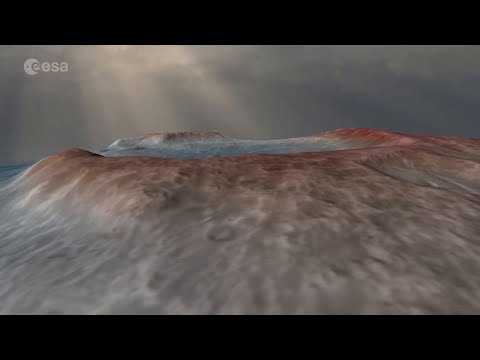 See the Exomars 2020 Landing Site in New Animation