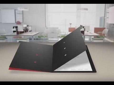 Elba for business ordnungsmappe kunststoff doovi for Schreibtisch 0488