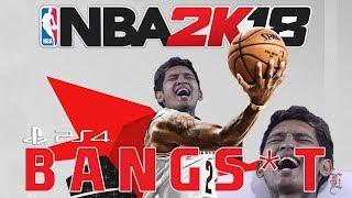 NBA 2K18 Bangsat !   My Career #1   ALEXANDER GAME