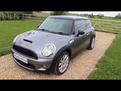 2007 mini cooper s dark silver r56 youtube. Black Bedroom Furniture Sets. Home Design Ideas
