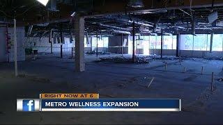 Metro wellness expansion