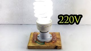 Awesome Free Energy Generator Using Magnet With Copper Wire 100%
