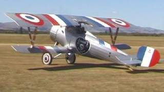 Nieuport N.24 - French WW1 Fighters