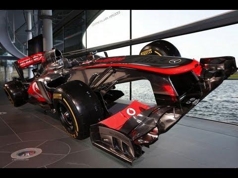 McLaren MP4-28 - 2013 F1 Car for Formula 1 2013 Season